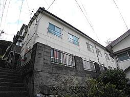 長崎県長崎市八つ尾町の賃貸アパートの外観