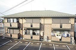 栃木県小山市神鳥谷5の賃貸アパートの外観