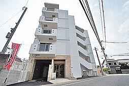 福岡県福岡市博多区麦野6丁目の賃貸マンションの外観