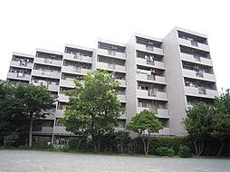 神奈川県横浜市保土ケ谷区狩場町の賃貸マンションの外観