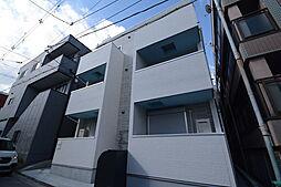 大阪府堺市堺区戎之町東3丁の賃貸アパートの外観