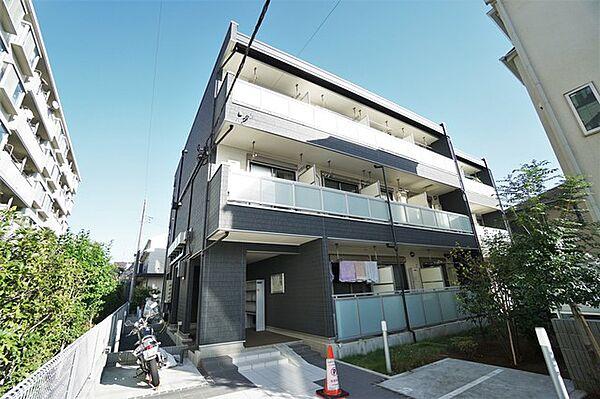 リブリ中野島 2階の賃貸【神奈川県 / 川崎市多摩区】
