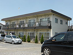 八坂ハイツ[2階]の外観