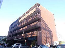 福岡県久留米市花畑3丁目の賃貸マンションの外観