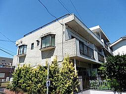 萩山レヂオンス[1階]の外観