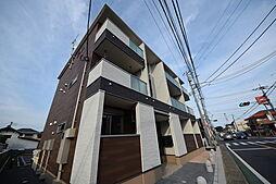 JR常磐線 北柏駅 バス12分 花野井神社下車 徒歩2分の賃貸アパート
