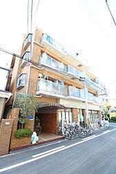 大阪府大阪市住吉区万代2丁目の賃貸マンションの外観