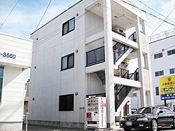 長野県茅野市本町西の賃貸マンションの外観