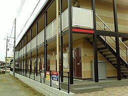 レジデンスカトレヤ[1階]の外観