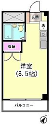Ma Maison[203号室]の間取り