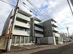 北海道札幌市中央区北四条東4丁目の賃貸マンションの外観