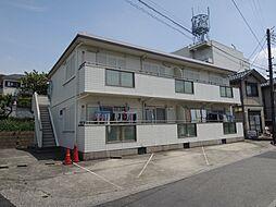 シティハイムAYA[201号室]の外観