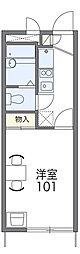 川島[2階]の間取り