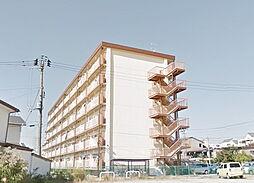 福島県郡山市字菜根屋敷の賃貸マンションの外観