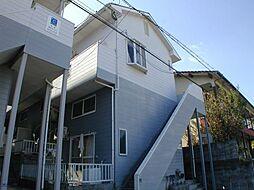 井村コーポ[202号室]の外観