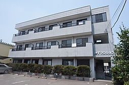 ATマンション[3階]の外観