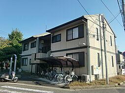 兵庫県神戸市灘区大石南町3丁目の賃貸マンションの外観