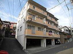 長崎県長崎市辻町の賃貸マンションの外観