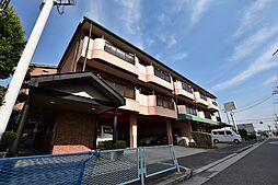 大阪府松原市岡2丁目の賃貸マンションの外観