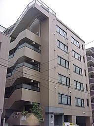 フォレスト・ヒルズ谷中[4階]の外観