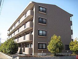 愛知県安城市東栄町5丁目の賃貸マンションの外観
