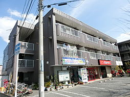 千葉県市原市五井中央東2丁目の賃貸マンションの外観