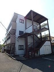 栃木県宇都宮市西原2丁目の賃貸マンションの外観