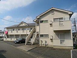 神奈川県横浜市緑区長津田2丁目の賃貸アパートの外観
