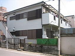コーポ池田[2階]の外観