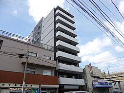 プレミアムキューブ東十条Aria[8階]の外観