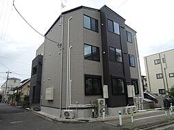 埼玉県さいたま市南区沼影2丁目の賃貸アパートの外観