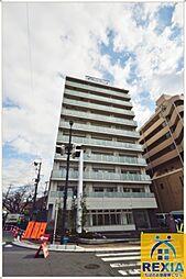 千葉県千葉市中央区市場町の賃貸マンションの外観