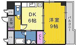 リトゥール澤[2階]の間取り