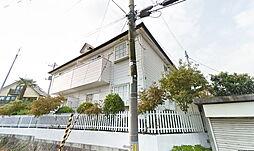 福島県郡山市七ッ池町の賃貸アパートの外観
