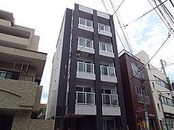 東京都北区十条仲原1丁目の賃貸マンションの外観