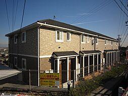 愛知県愛知郡東郷町大字春木字屋敷の賃貸アパートの外観