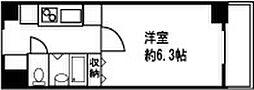 ドミ−ル聖蹟桜ヶ丘[1階]の間取り