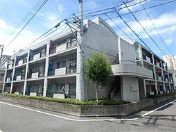 東京都多摩市関戸4丁目の賃貸マンションの外観