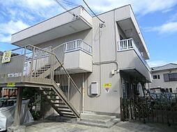 山ノ井ハイツ[203号室]の外観