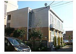 レオパレス藤荘[202号室]の外観