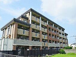 福岡県福岡市早良区田村4丁目の賃貸マンションの外観