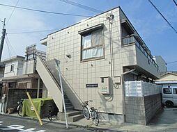大阪府豊中市曽根西町2丁目の賃貸マンションの外観