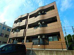 ルクレーゼ五月台[2階]の外観