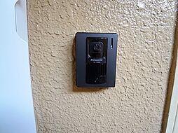 クラシス西山のTVモニターフォンを完備しており、セキュリティもアップ