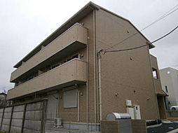 グリーンコーポ吉岡A[2階]の外観