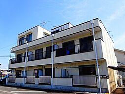 栃木県小山市大字間々田の賃貸マンションの外観