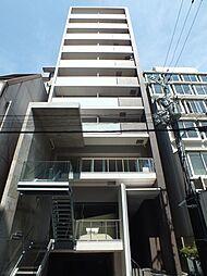 エス・キュート西天満[7階]の外観