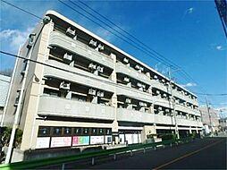東京都多摩市貝取の賃貸マンションの外観
