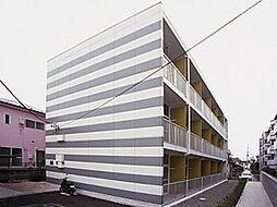 レオパレスマコト[2階]の外観