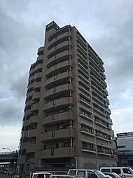 アールケープラザ新横浜[9階]の外観
